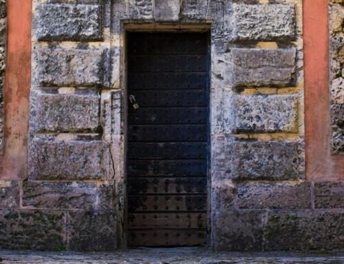 Facing Daunting Doorways
