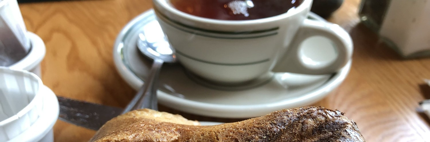 What Tea and Popovers Taught Me About Unwanted Journeys